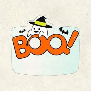 BOO!オレンジ [FS0032]