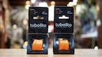 【Tubolite】TUBO ROAD700c 18-28mm 【バルブ長選択して下さい】