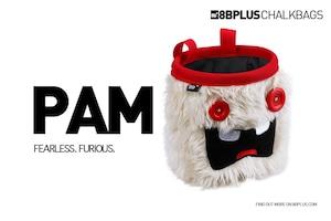 8BPLUS Chalk Bag PAM