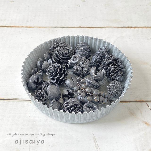 珍しい木の実たちの盛り合わせ 鉄黒スペシャル