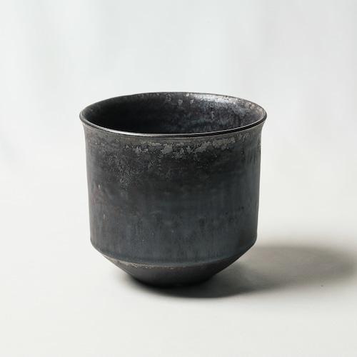 Roughness Black Plants Pot(No,17)※MEDIUM