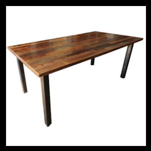 """受注生産品 Table """"BROOKS"""" 900 x 1800"""
