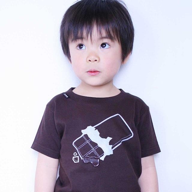 KIDS chocolate Tシャツ