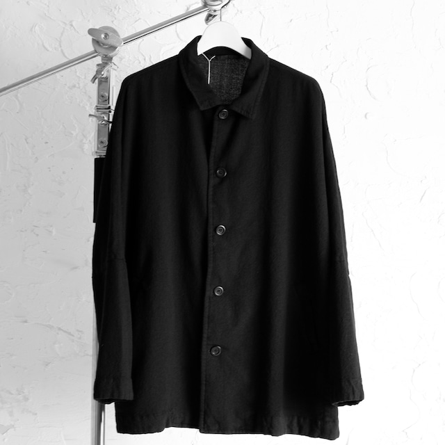 CASEY CASEY - HIGA JKT - TWISTED - 17HV271 - BLACK Jacket