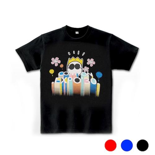 嘉門タツオ30周年記念Tシャツ カラバリ3色[ts014]