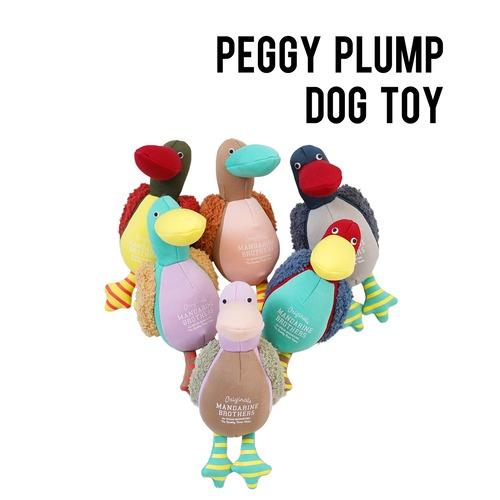 PEGGY PLUMP DOG TOY 2 ペギープランプドッグトイ2