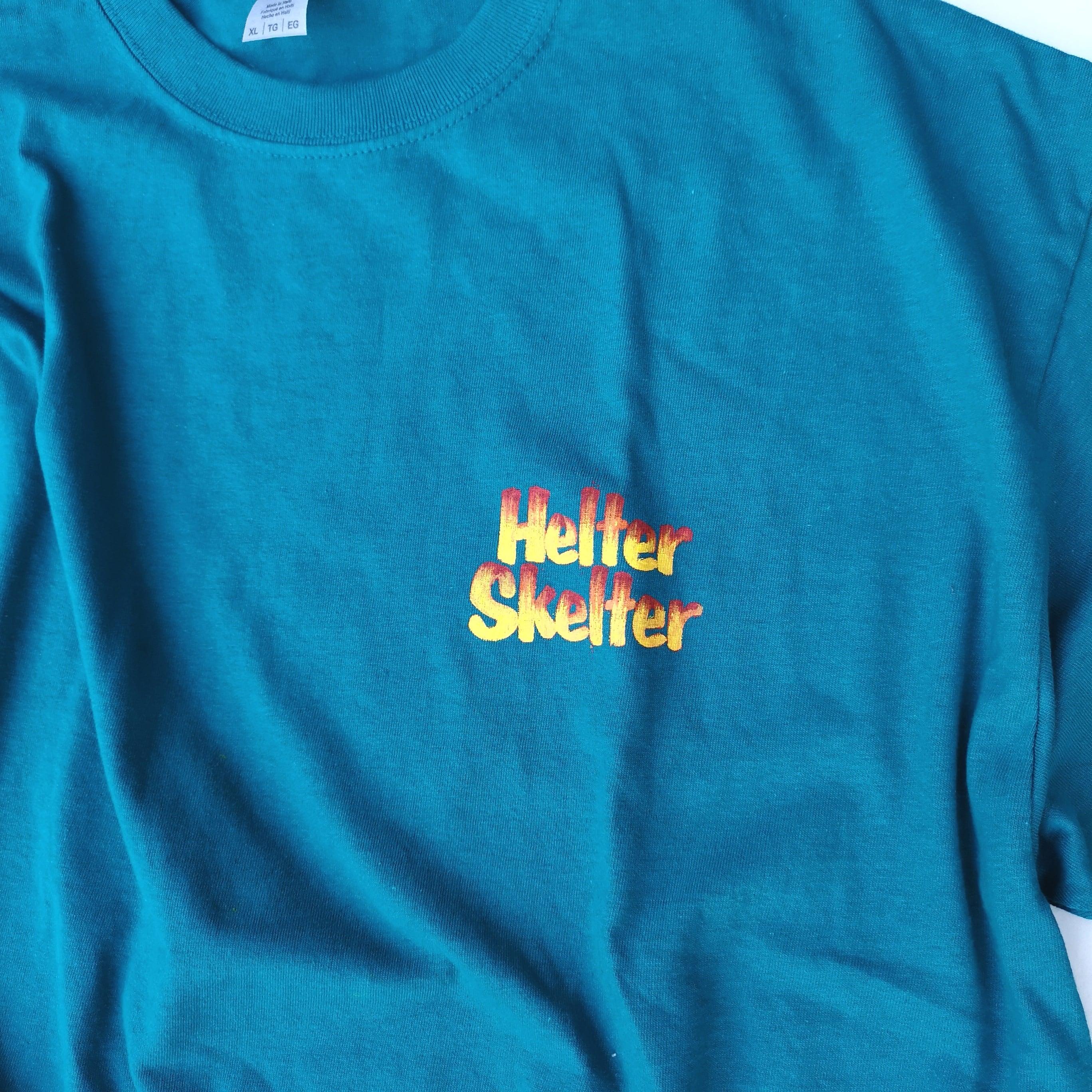 "||||| ""HELTER SKELTER"" LAYERED LT+TEE XL"