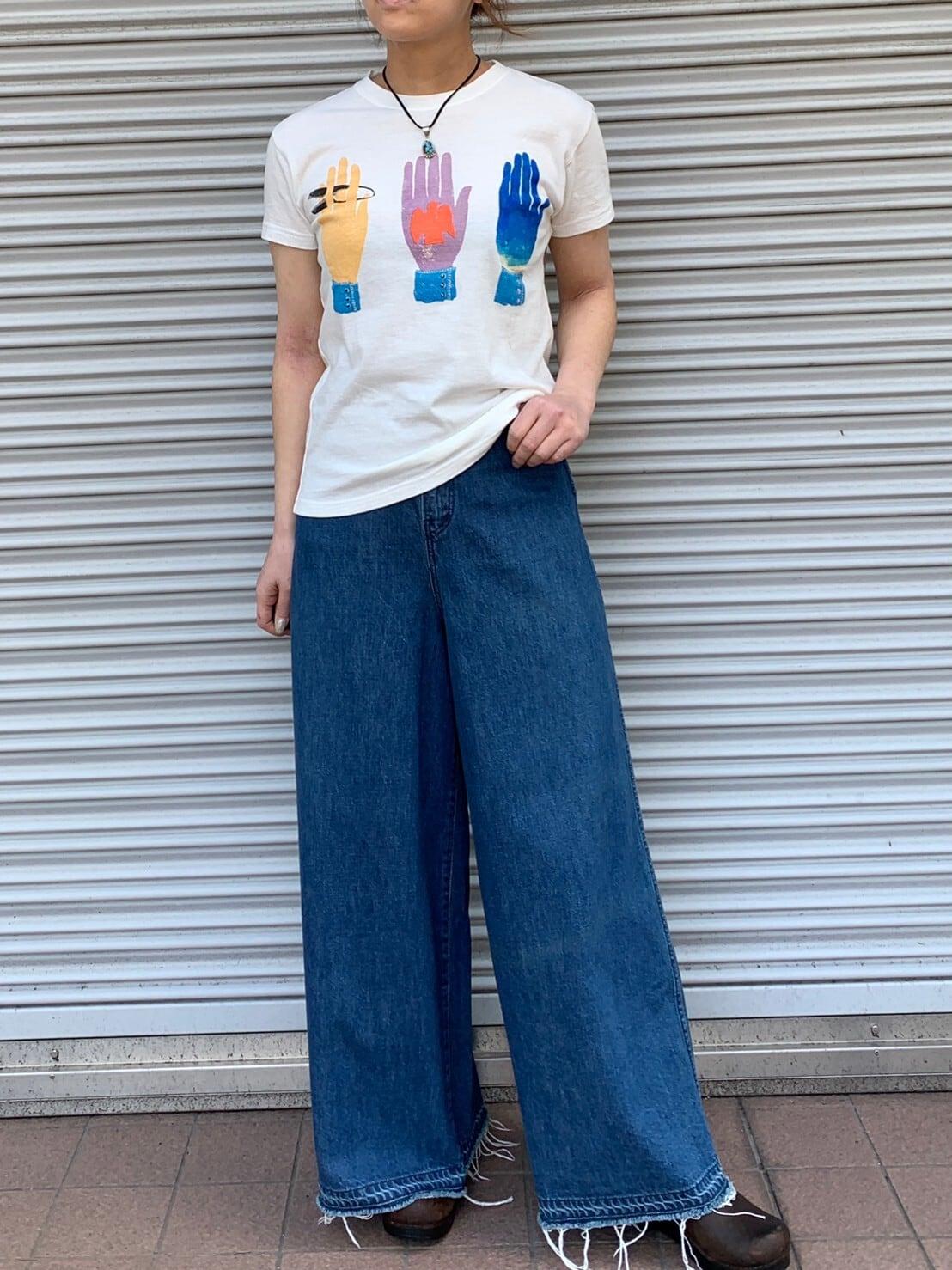 【KAPITAL】11.5ozデニム フリンジコーンパンツ
