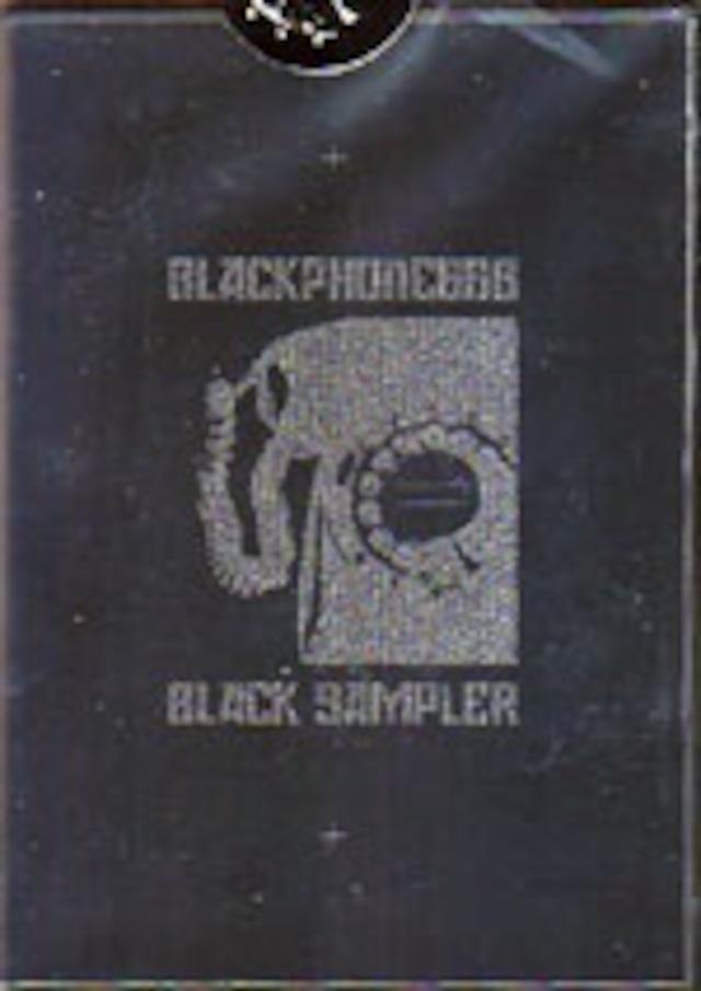 Blackphone666 – Black Sampler(CDR)