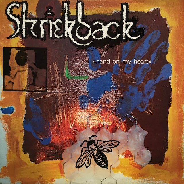 【12inch・英盤】Shriekback / Hand On My Heart