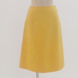 Dior イエロー スカート