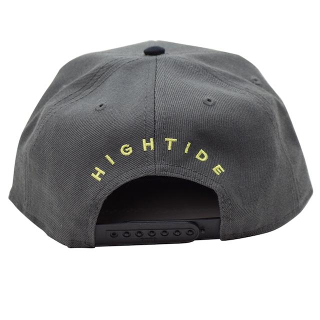 Flat visor Cap / Black&Gray