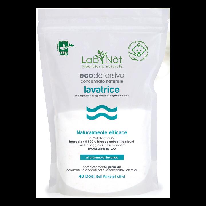 オーガニック ラプナット Bio 洗濯用洗剤 500g(無添加) 4560265454629