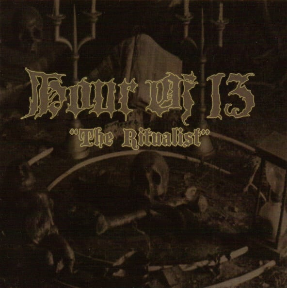"""HOUR OF 13 """"The Ritualist""""  (輸入盤)"""