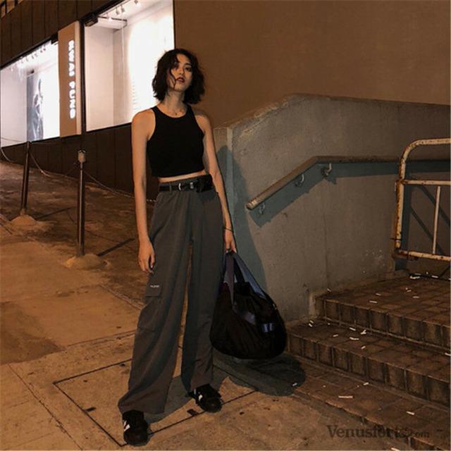 【トップス】無地ストリート系キャミソール43013553