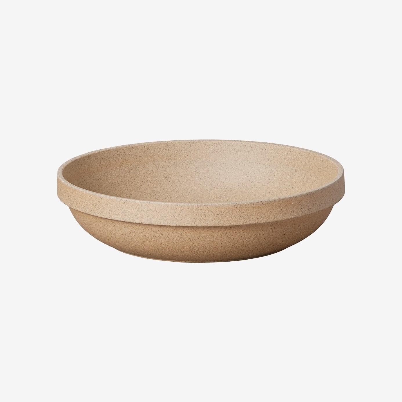 HASAMI PORCELAIN (ハサミポーセリン) Round Bowl (Natural/ ナチュラル) 【220x55】HP033