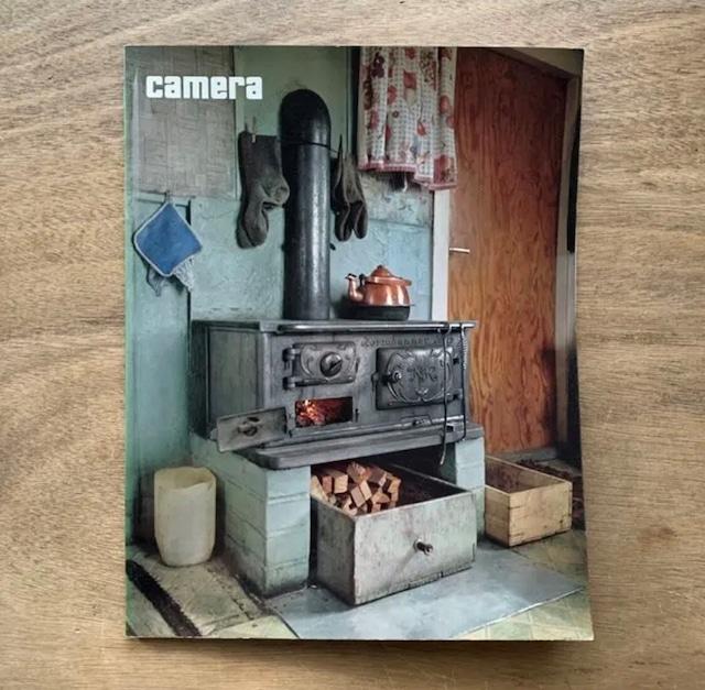 CAMERA No03 / 49th year / C.J.BUCHER.LTD / 1970