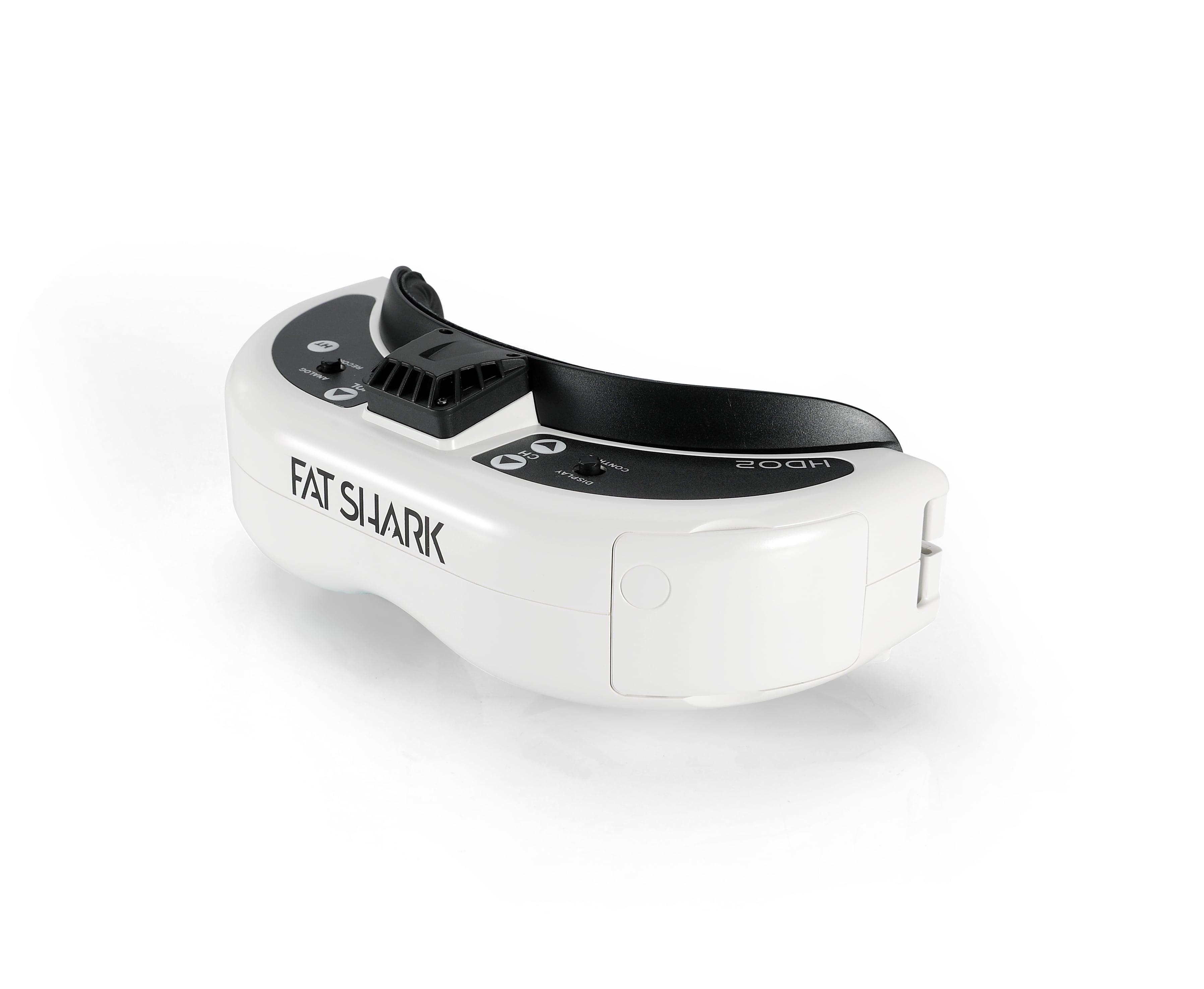 【送料込】Fat Shark Dominator HDO 2 FPV Goggles