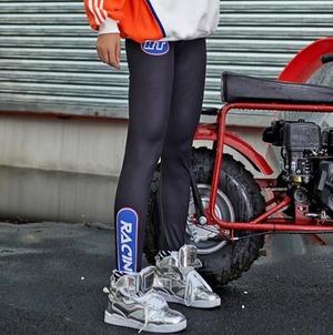2002秋冬レディース レギンスパンツ レギパン