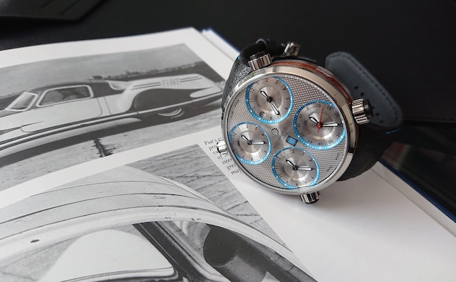 【MECCANICHE VELOCI メカニケ・ヴェローチ】NARDI Edition ナルディ 世界限定50本/国内正規品 腕時計