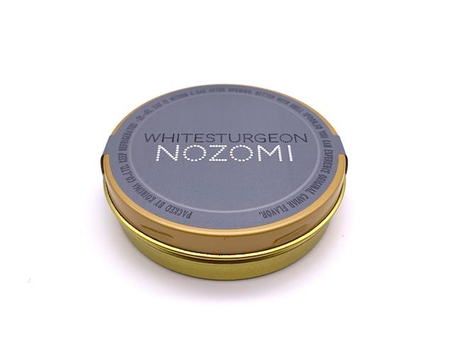 NOZOMI CAVIAR MANIA【WHITESTURGEON】(100g)