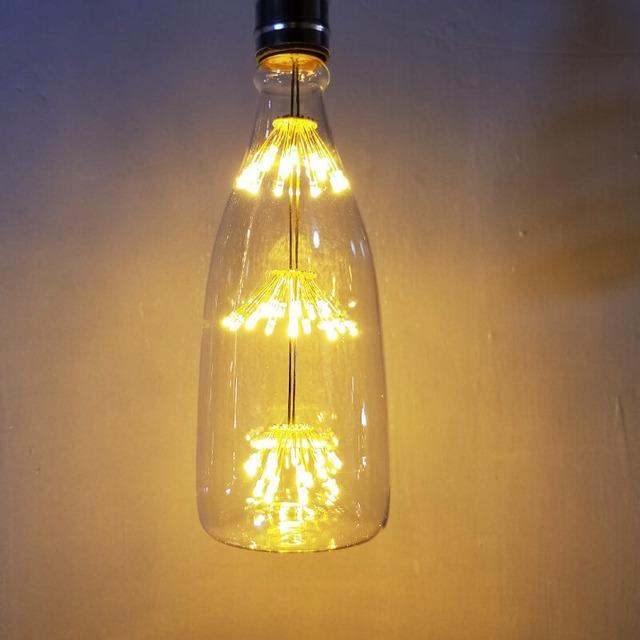 LED電球 ボトル