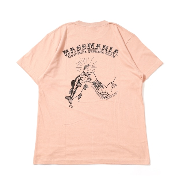 Hand Landing Tシャツ [D.PINK]