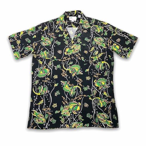 【Reminiscence】Hawaian Shirts レミニッセンス ハワイアンシャツ アロハシャツ デッドストック Deadstock