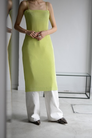 YOHEI OHNO / Pleats Dress