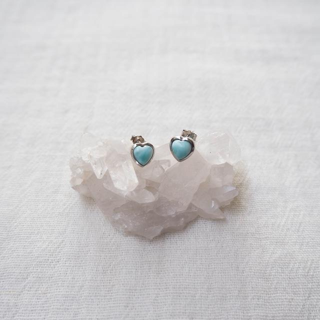Larimar Pierced Earring《18388242》
