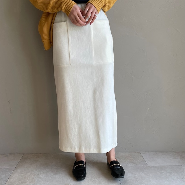 【 CHIGNON 】- 2612-220KK - ストレッチコーデュロイスカート
