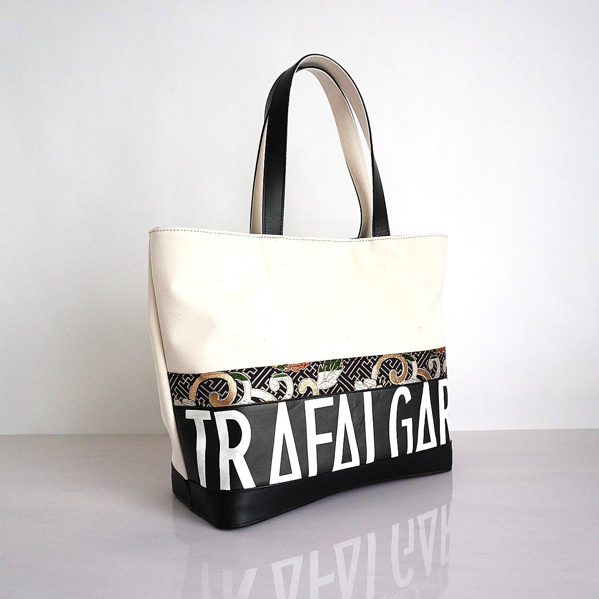Tote Bag (S) / White  TSW-0022