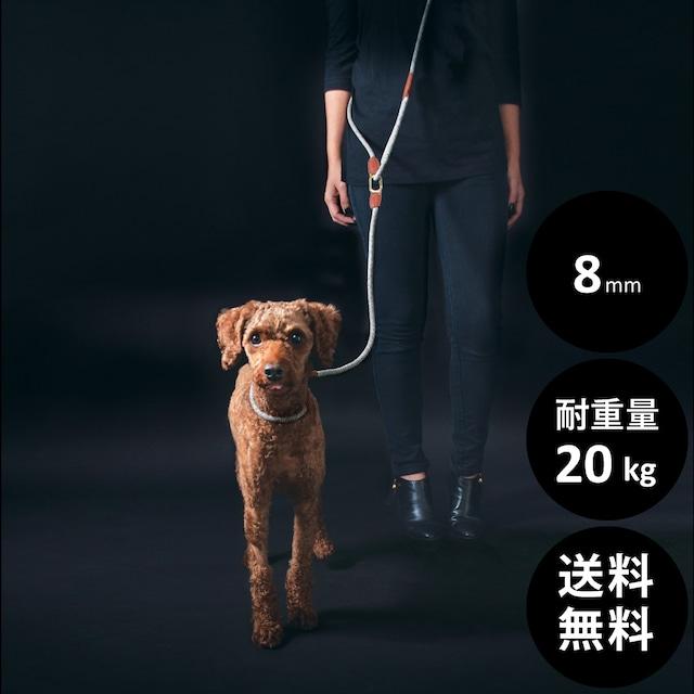 HIGH5DOGS(ハイファイブドッグ)クリックショルダーリード 8mm 送料無料(北海道・九州・沖縄以外)