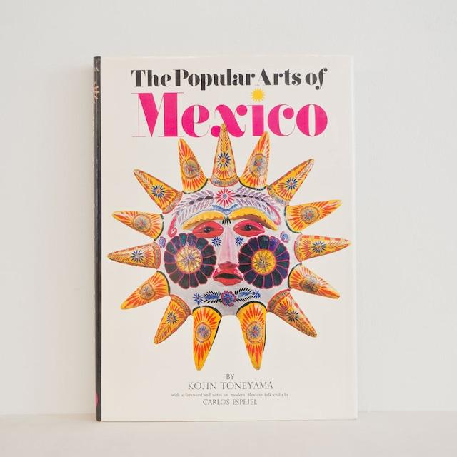 古書 再入荷 メキシコの民芸 英語版 利根山光人 著 平凡社 1972年