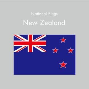 国旗ステッカー ニュージーランド
