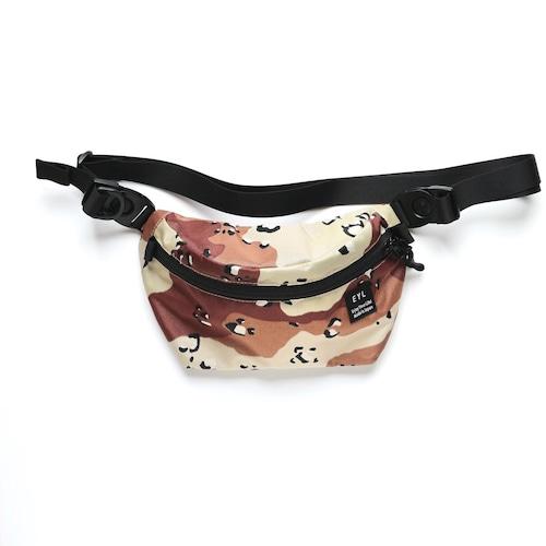 EYL / WAIST BAG(DESERT CAMO)