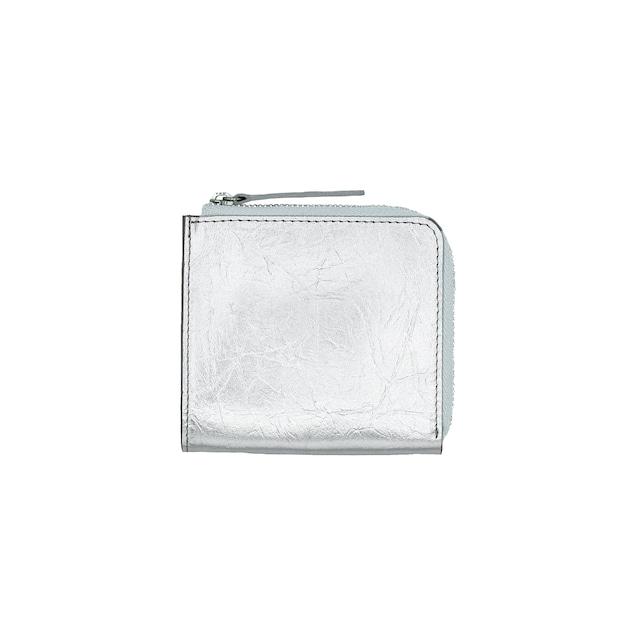 《財布S》TIN BREATH Small purse Silver