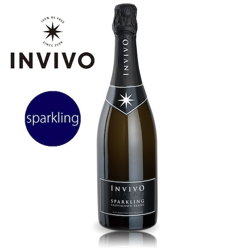 Invivo Sparkling Sauvignon Blanc NV / インヴィーヴォ スパークリング ソーヴィニヨンブラン