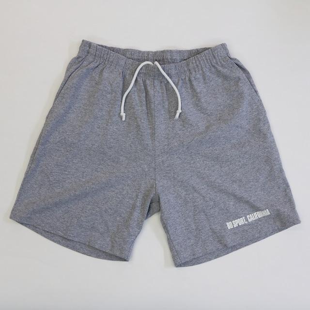 Mid-Length Shorts (Heather Grey)