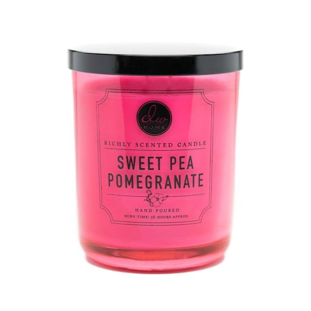 Sweet Pea Pomegranate Sサイズ/日本未発売 アロマキャンドル