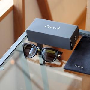 <Eyevol> LEIFER II XL BK-LY / 日本製サングラス