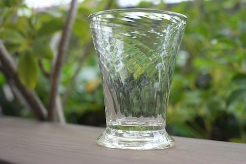 【カンナカガラス工房◆村松学】◆◆◆モールタンブラー◆透明◆◆