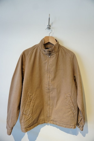 LIVING CONCEPT×IFNi ROASTING&co. COFFEE DYED DRIZZLER JACKET[COYOTE]