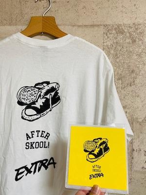 AFTER SKOOL! イベントTシャツ&コンピCDR(販売価格には投げ銭も含まれています)