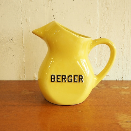Berger(ベルジェ)の水差し