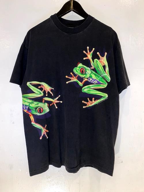 HANES プリントTシャツ