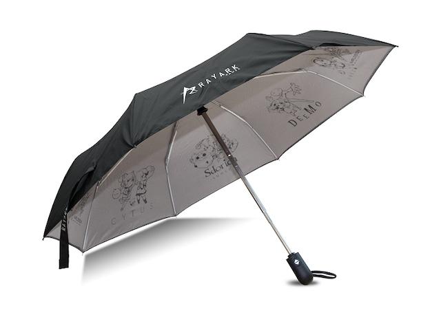 Rayarkオールスター 自動折りたたみ傘