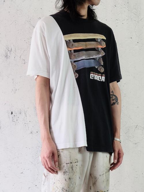 remake switching T-shirt ①