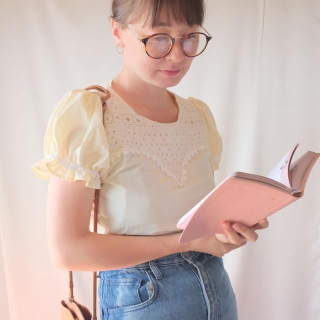 Autumn clothing 2: petticoat blouse