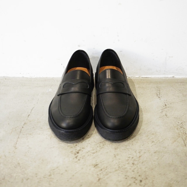 loafers/BLK.CAM/l.o.b/l.o.b19-1L3T01【受注生産】